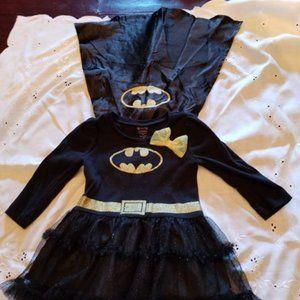 Caped Batman Dress